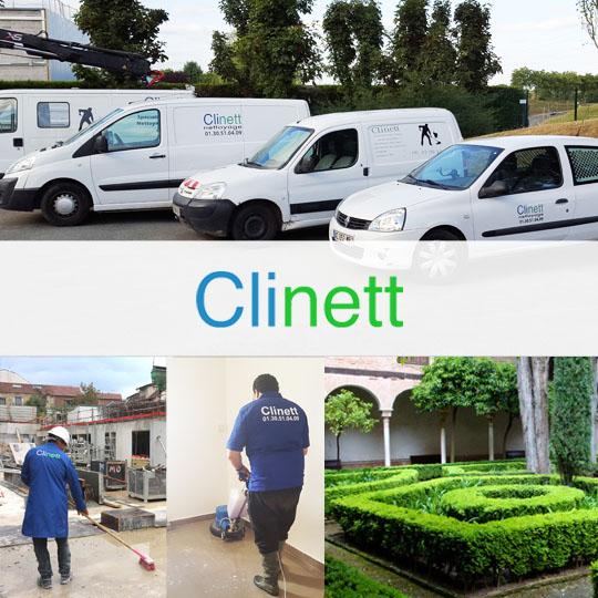 Clinette entreprise de nettoyage industriel en ile de france - Yvelines 78