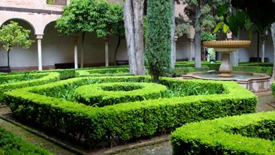 Aménagement entretien et nettoyage d'espaces verts