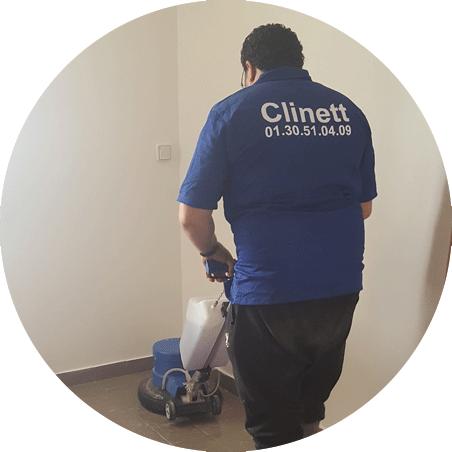 Clinett société d'entretien et de nettoyage industriel