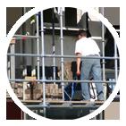 Services d'entretien et de nettoyage de chantier